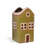 Fairy House Wall Planter_large green
