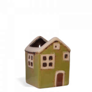 Fairy House Wall Planter – Small Green