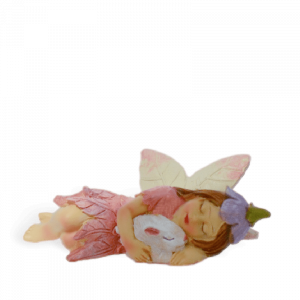 Fairy Louise and Bunny (Pink)