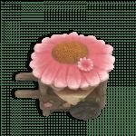 Flower Tea Cart_top view