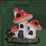 Little Mushroom House Solar