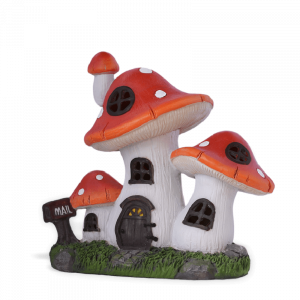 Little Mushroom House – Solar
