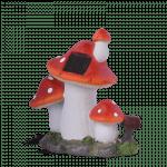Little Mushroom House Solar_back view