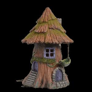 Mossy House with Hammock – Solar