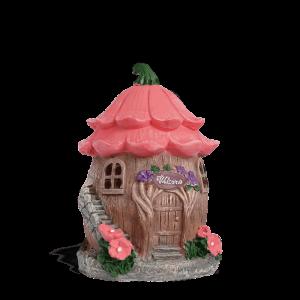 Welcome Flower Fairy House