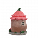 Welcome Flower Fairy House_back view