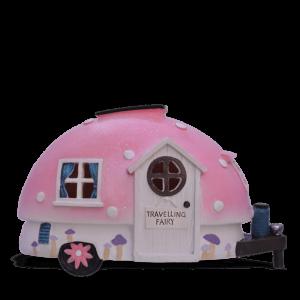 Fairy Caravan – Solar/Pink