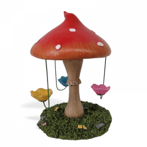 Mushroom Carousel