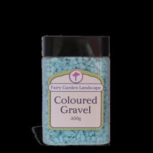 Coloured Gravel – Blue 350g
