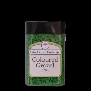 Coloured Gravel – Green 350g