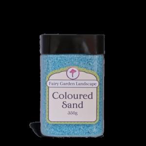 Coloured Sand – Blue 350g