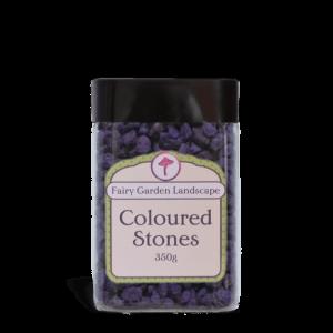 Coloured Stones – Purple 350g