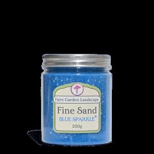 Fine Sand – Blue Sparkle