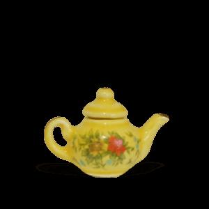 Teapot – Yellow