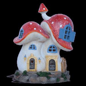 Mushroom Townhouse – Solar