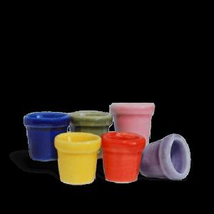 Rainbow Pot Set