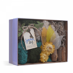 Summer Sky Moss Kit