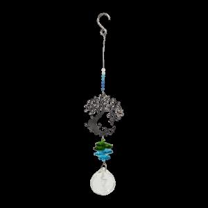 Tree Crystal Suncatcher