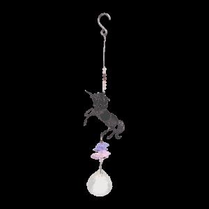Unicorn Crystal Suncatcher