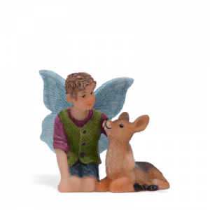 Fairy Ethan and Deer