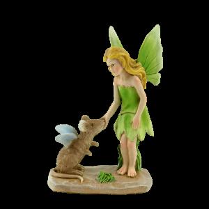 Fairy Tina & Mouse