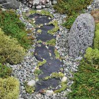 miniature fairy garden path