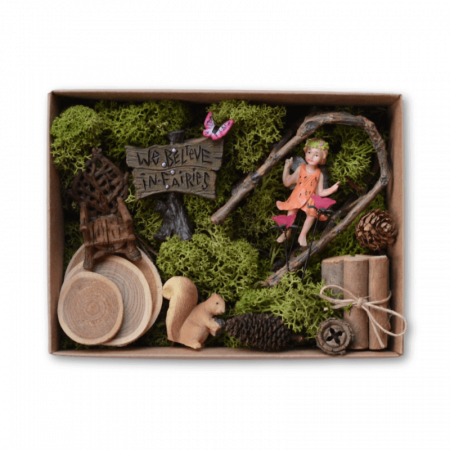 Fairy Garden Kit Box We Believe