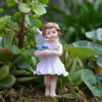 Fairy Viola with Buebird