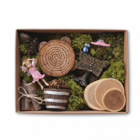 Woodland Charms Kit in a Box